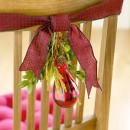 Idea Pink - Sillas navideñas