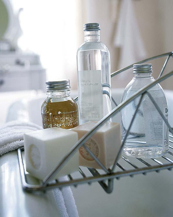 Accesorios De Baño Colocados:Ideas de almacenamiento en el baño : Mujeres de mi edad