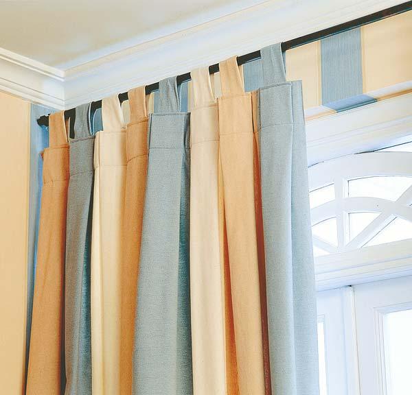 Distintas formas de cortinas imagui - Formas de cortinas ...