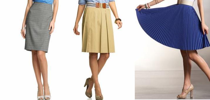 3220b2eb7 Tipos de faldas o polleras   Mujeres de mi edad