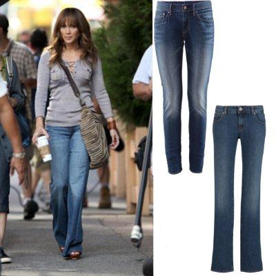 Los jeans que más se adecuan a tu cuerpo son los regular fit  d868b80f6705