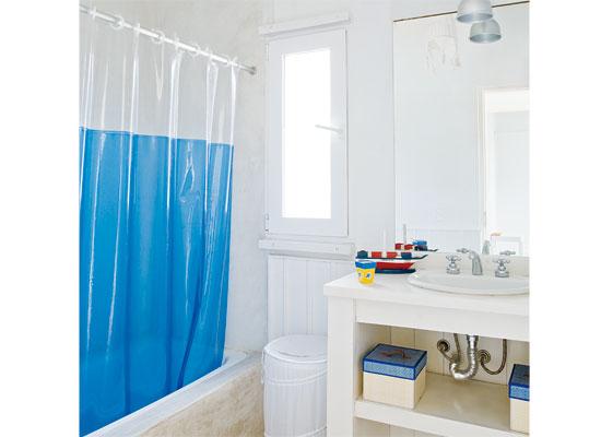 Cortinas De Baño Rojas:Deco: La importancia de la cortina de la ducha : Mujeres de mi edad