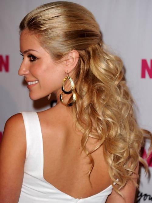 Peinado Sencillo Para Fin De Ano Mujeres De Mi Edad
