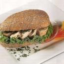 sandwiche de palta y pollo