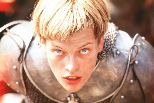 Vía: Juana de Arco, la película
