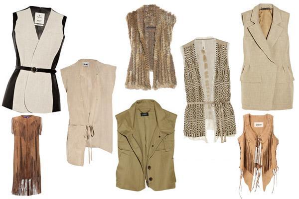 Actualidad - Moda: Elige el chaleco que mejor te sienta