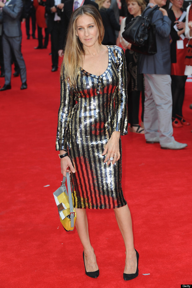Charlie And The Chocolate Factory - Press Night - Red Carpet Arrivals