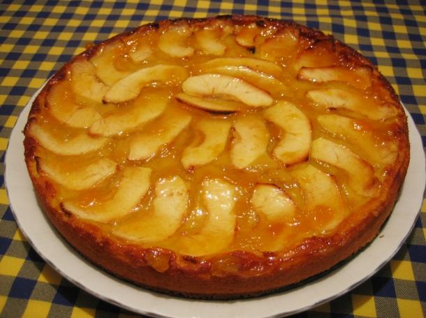 Tarta de manzana clasica Tarta-manzana