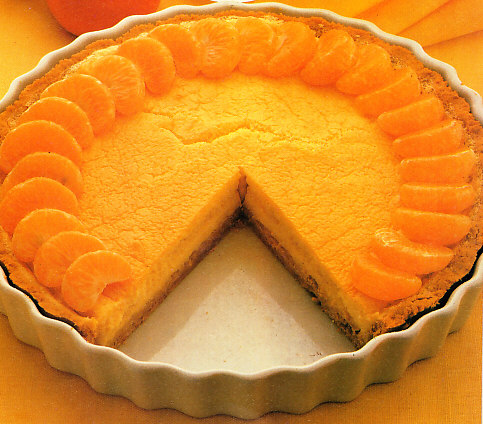 tarta mandarina y limon
