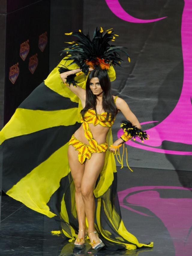 Traje Colombia