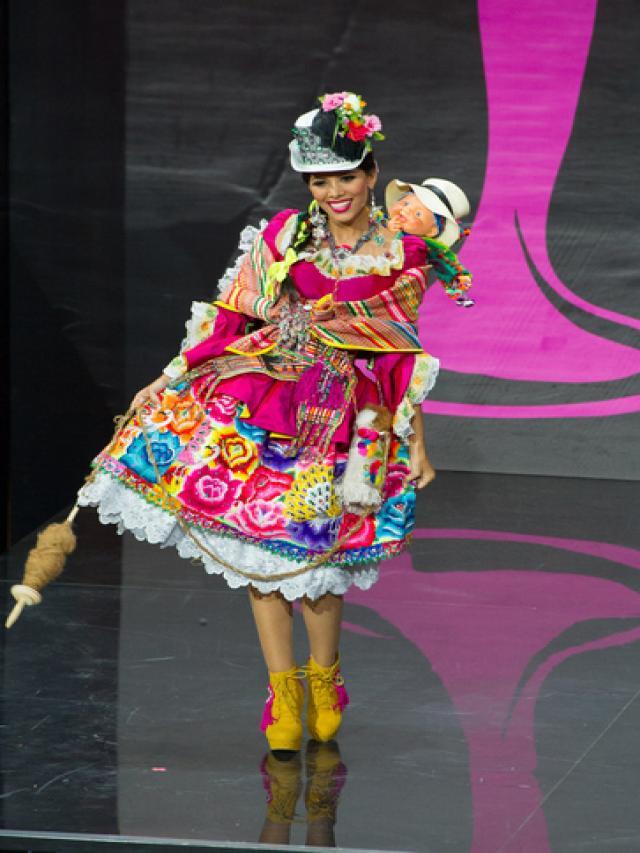Traje Peru