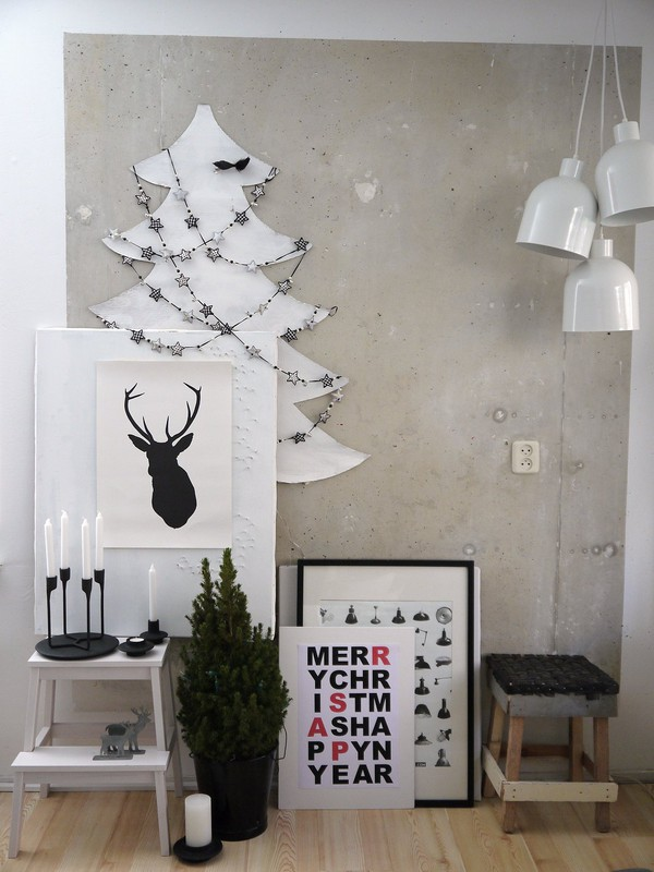 arbol pared