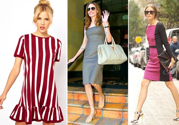 Imágenes vía: Celebrity Style Guide y Snap Fashion