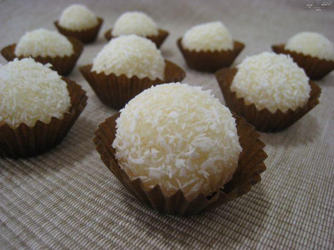 trufas coco