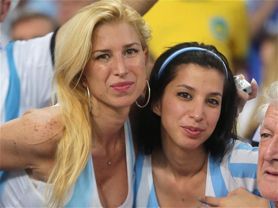 mujer argentina