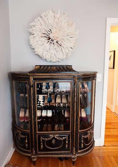 zapatos mueble