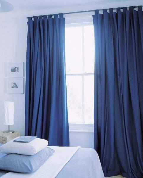 Decorar con diferentes tipos de cortinas oriente 20 for Cortinas de argollas