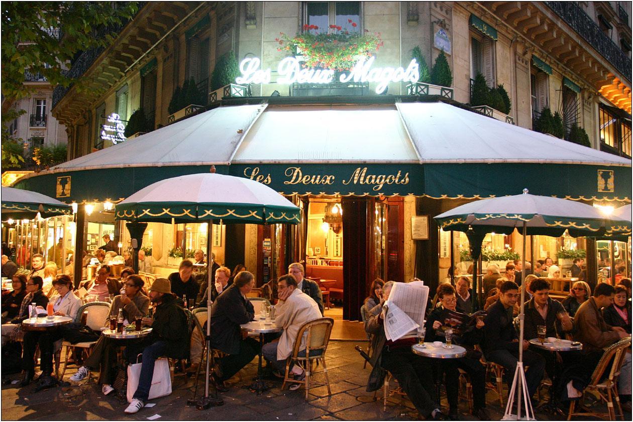 Imagen vía: Virtual visit to Paris
