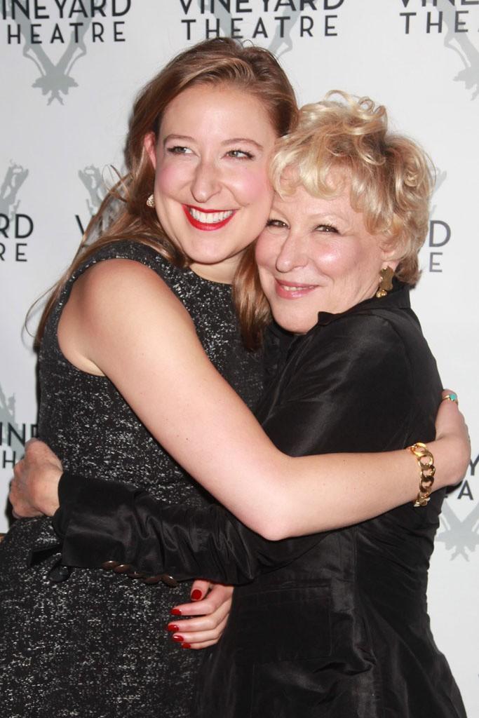 Bette Midler y Sophie