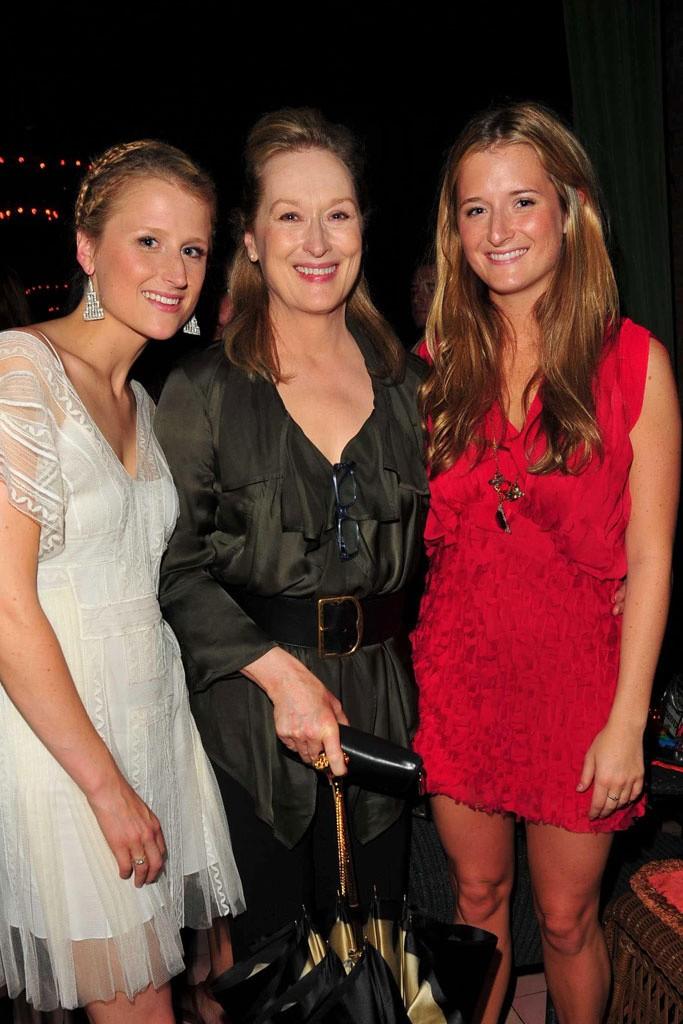Meryl, Mamie y Grace