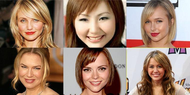 Cortes de pelo segun rostro y edad