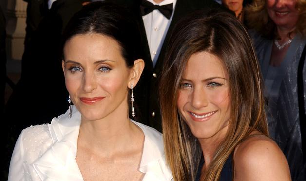 Jenifer y Courtney