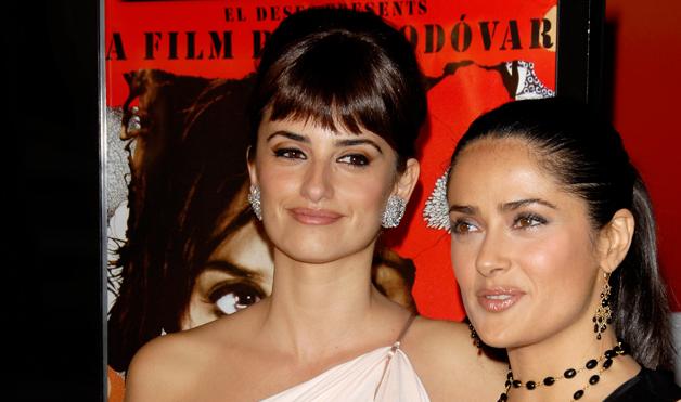 Penélope y Salma